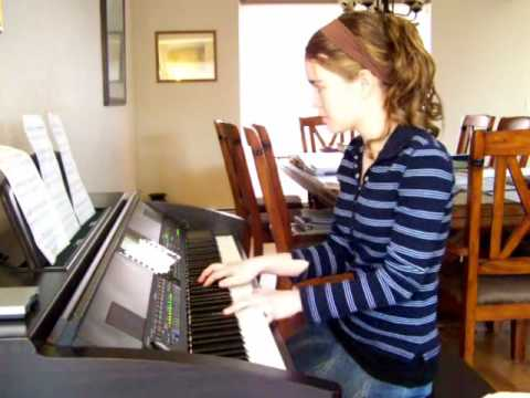Jessica's Theme-The Man From Snowy River-piano