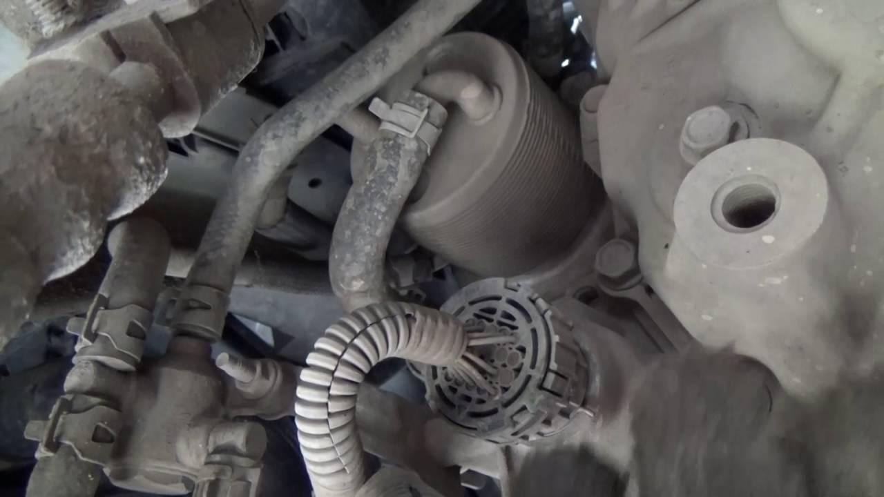 ЗАМЕНА МАСЛА В ВАРИАТОРЕ И РЕДУКТОРАХ НА Nissan X Trail II Рестайлинг