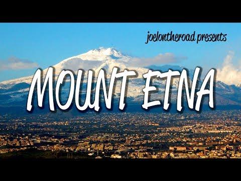 Mount Etna - UNESCO World Heritage Site