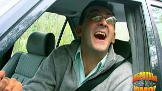 Подозрительно идеальный водитель (анекдот)