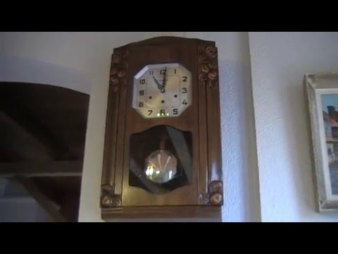carillon westminster horloge pendule clock sur ebay le 11 04 2016 youtube. Black Bedroom Furniture Sets. Home Design Ideas