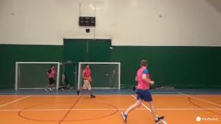 Смотреть видео PlayBasket. Видеообзор 15.01.2019 (Метро Электрозаводская). Любительский баскетбол в Москве онлайн