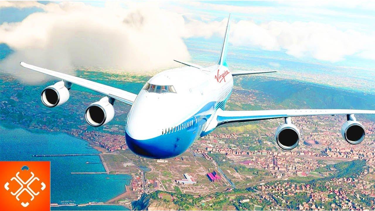 Greatest Flight Simulator Games Ever - YouTube