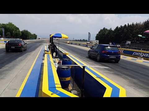 Dodge Neon srt4 vs VW Golf R Arrancones Centro Dinamico Pegaso.