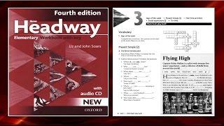 Скачать New Headway Elementary Exercise Book 4th Unit 03