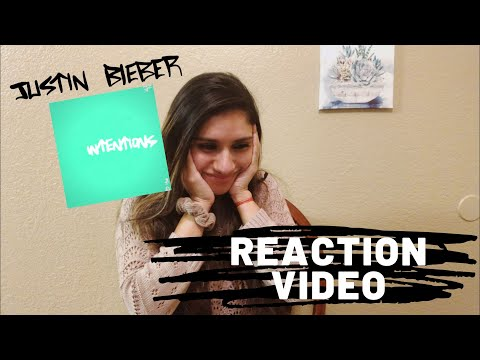 Intentions - Justin Bieber Ft. Quavo (Official Video) (REACTION)