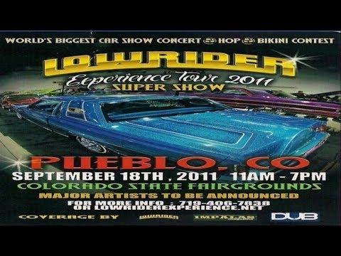 Lowrider Supershow In Pueblo Colorado Presented By ODB Productions - Pueblo car show