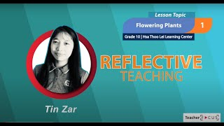 Reflective Teaching with Tin Zar