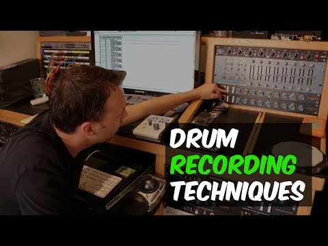 Drum Recording and Microphone Setup Techniques - Warren Huart Produce Like a Pro