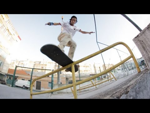 Rough Cut: Tiago Lopes Brain Gone Part