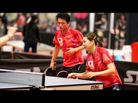 2019 US Open Table Tennis Championships - Day 2 (Round Of 16 & QF) - Table 2