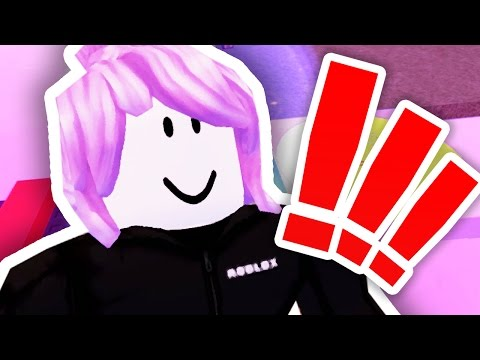 I HAD TO BE A ROBLOX GUEST...