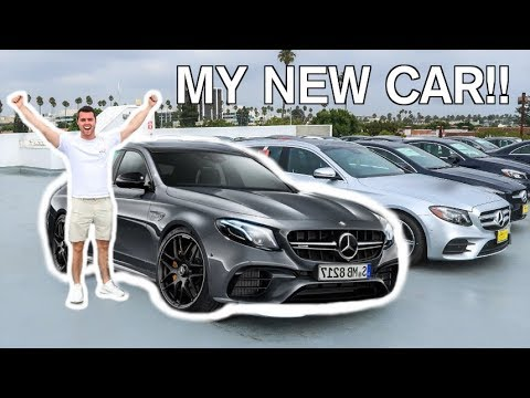 I BOUGHT A 2018 MERCEDES AMG E63S!!!