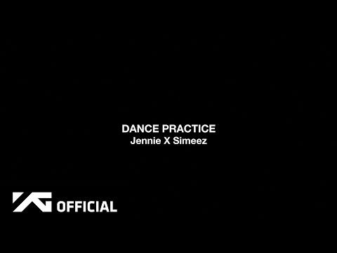 JENNIE - DANCE PRACTICE VIDEO