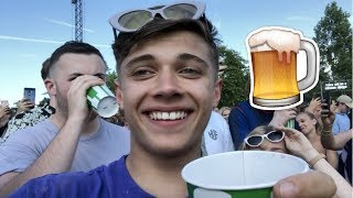 what wireless 2018 was REALLY like.. (sesh vlog)