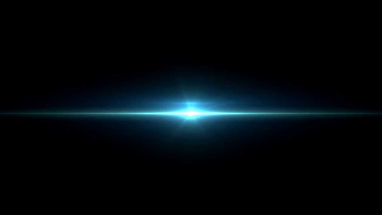 Lens Flare Animation - Free Overlay Stock Footage - YouTube