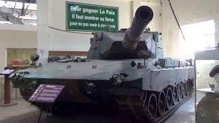 Kpz Keiler Leopard, The Tank Museum, Saumur, Maine-et-Loire, France, Europe