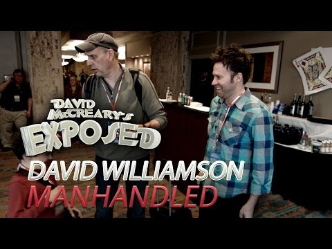 David Williamson Manhandles Magic - David McCreary's Exposed Ep. 15