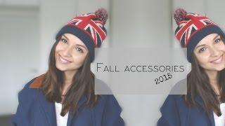 Аксессуары осень 2015 (шапки, шарфы, перчатки)(Всем привет! Сегодня я расскажу вам о том, какие шапки, шарфы, палантины и перчатки я выбираю, чтобы не мерзну..., 2015-08-21T19:25:48.000Z)