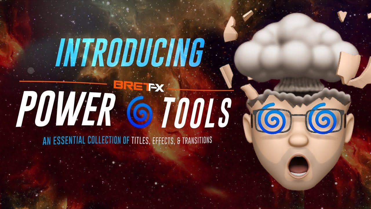 Introducing BretFX Power Tools   30 Free FCPX Titles, Effects ...