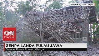 Download Video Kerusakan Akibat Gempa 6,9 SR yang Melanda Jawa & Tasikmalaya, Rumah Ambruk, Balita Tertimbun MP3 3GP MP4