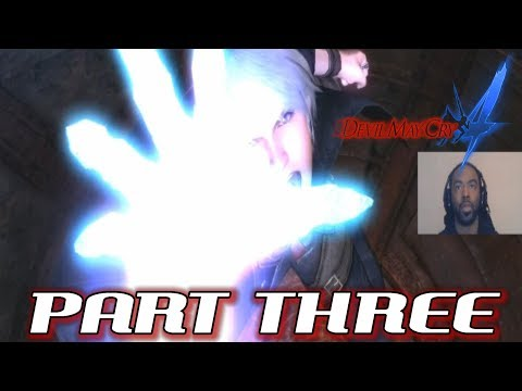 Devil May Cry 4: LOVE IS IN THE AIR! - Let's Play Part Three - Road to DMC 5 thumbnail