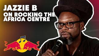 Jazzie B on Rocking The Africa Centre @ RBMA London 2010