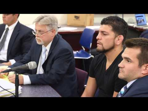 Nick Diaz pleads the Fifth Amendment before the NSAC