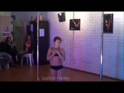 9 year old Justice Hailey   Hope There's someone