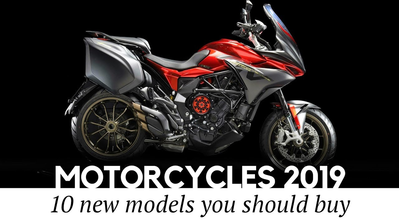 Top 10 New Motorcycles Coming In 2019 Reviewing Latest Models And Rumors