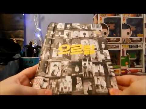Unboxing EXO 1st Album XOXO Repackage GROWL! (Kiss Version)~