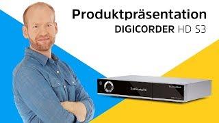 DigiCorder HD S3