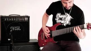 Gear Review: Engl MetalMaster 20 - 8 String Guitar Metal Demo