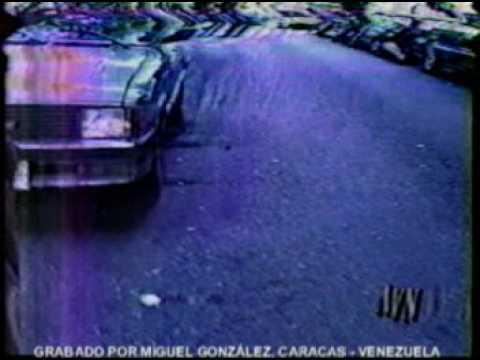 "AVN Agencia Venezolana de Noticias 1995 ""Tragedia San Román"""
