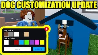 [FULL GUIDE] DOG CUSTOMIZATION UPDATE is HERE | Roblox Mad City