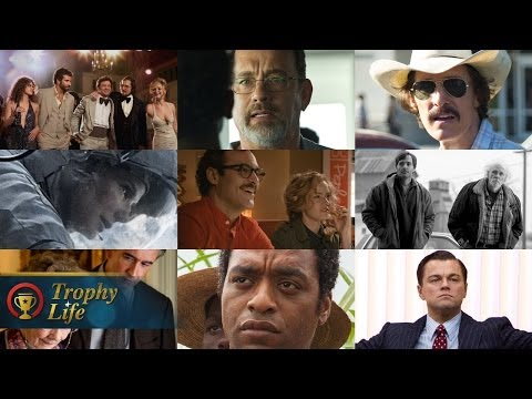 Oscars 2014 Best Picture Nominees Wrap-Up: FilmStrip