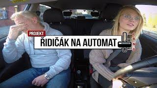 SÁRY PRVNÍ JÍZDA PO DLOUHÉ DOBĚ | ŘIDIČÁK NA AUTOMAT | JAK NA AUTOŠKOLU