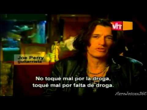 Aerosmith  Behind The Music VH1 Documental Español P6