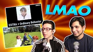 GUYS REACT TO BTS 'V EXTRA + Ordinary Technology #HappyVDay || Try Not to Fangirl/Fanboy'