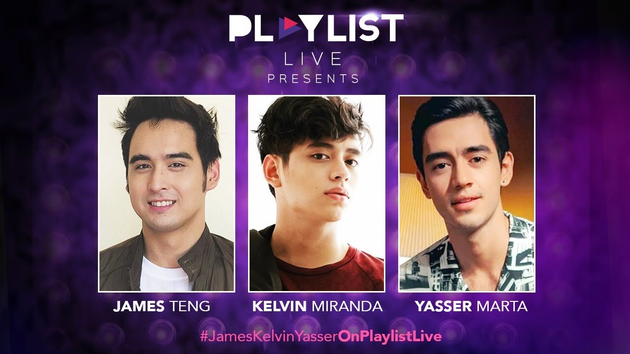 Playlist Live: Friday night jamming with the Kapuso heartthrobs (LIVE) | July 10, 2020