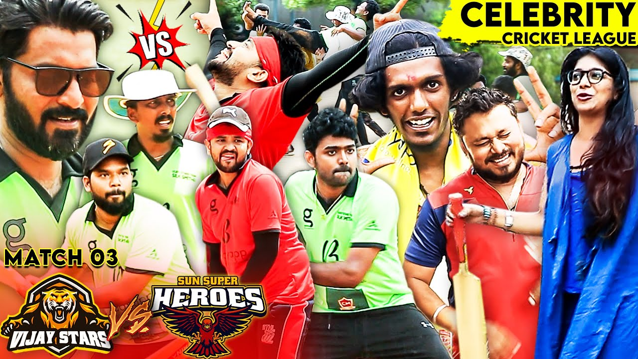 🔥 MaKaPa Vs Sun TV Stars | KPY Bala Roasted VJ Parvathy 😂 | CWC Sarath | Siddhu | Celebrity Cricket