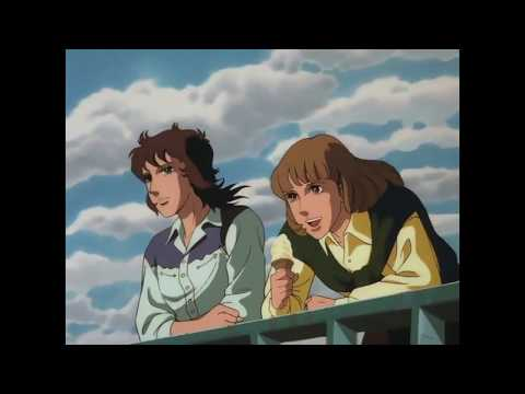 森口博子 - Caribbean Blue (1989) - エースをねらえ! FINAL STAGE  MV