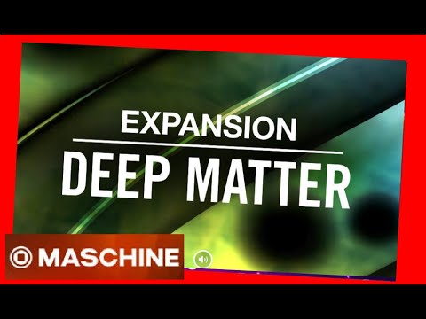 DEEP MATTER - Expansion All Kits - Native Intruments Demo #NI #maschine #battery #demo #kit #drums