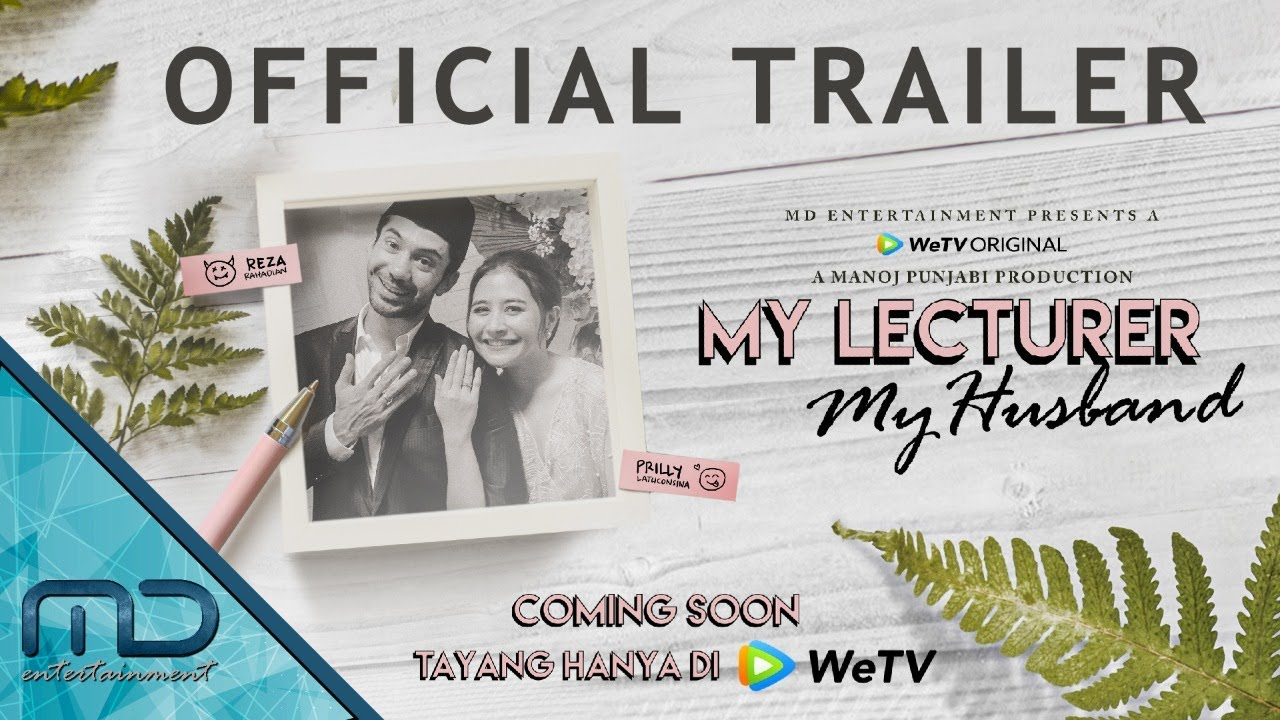 My Lecturer My Husband - Official Trailer | 11 Desember 2020 di @WeTV Indonesia - YouTube