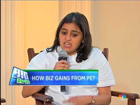 'PE Players Provide Capital Infusion' Says Biyani | BIG DEAL | FUTURE GROUP | CNBC TV18