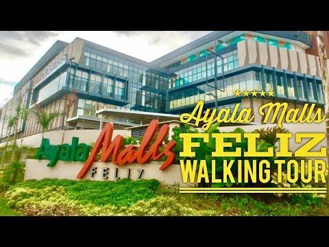 2018 Ayala Malls Feliz Walking Tour Marcos Highway Pasig Metro Manila by HourPhilippines.com