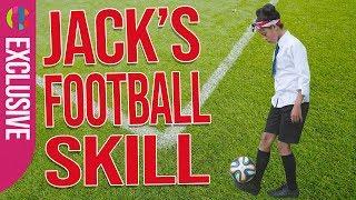 Jamie Johnson | Jack's Skill