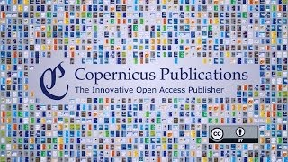 Open Access Journals with Copernicus Publications thumbnail