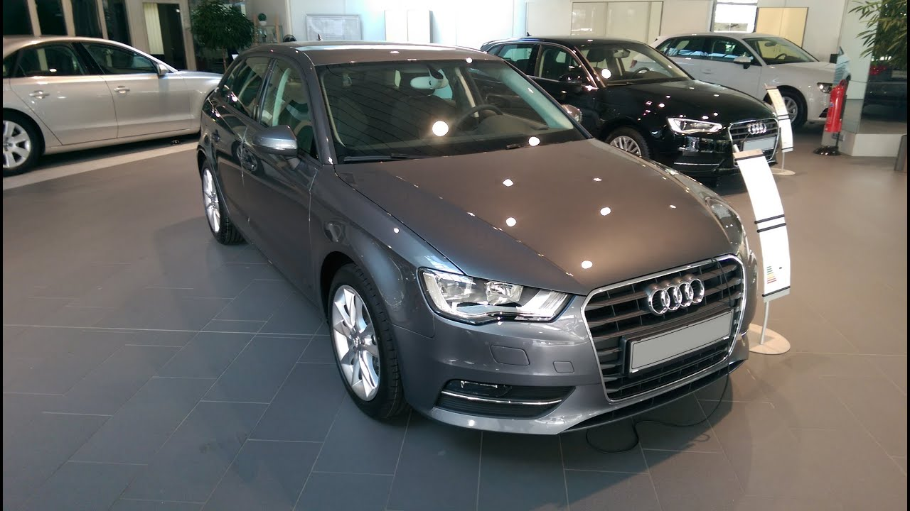 2014 audi a3 sportback ambition 1 4 tfsi youtube. Black Bedroom Furniture Sets. Home Design Ideas