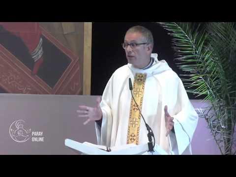 Homélie du Père Hugues Jeanson - 26 juillet